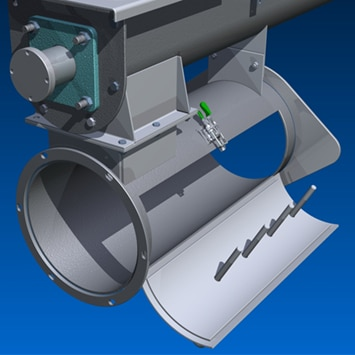 Waste Coffee Conveying System - KWS Manufacturing