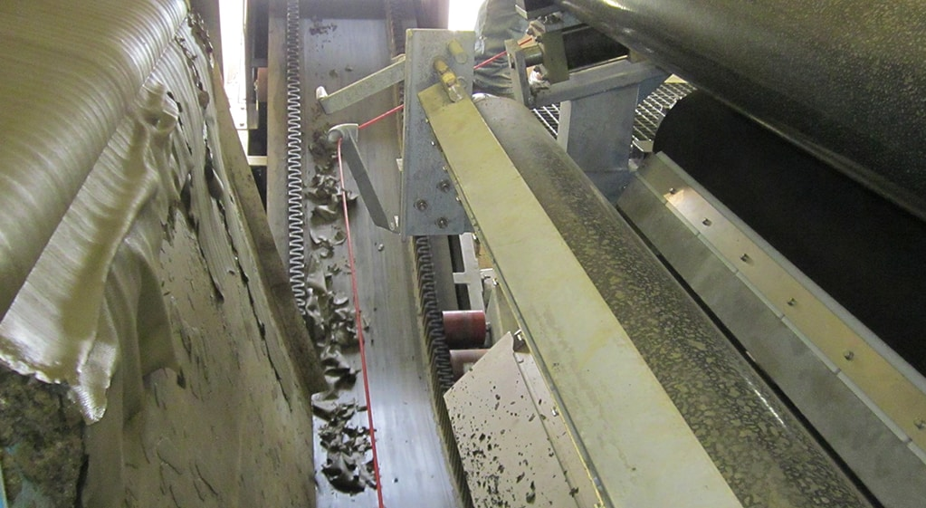 Environmental Belt Conveyors - KWS Manufacturing