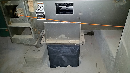 Solids Load Out System for Beaver Creek WWTP in Powell, TN - KWS