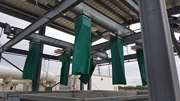 Biosolids Load Out System for Chelford City Municipal Utility District in Houston, TX - KWS