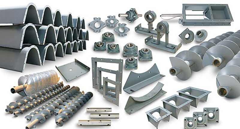 CEMA Stock Components - KWS Manufacturing