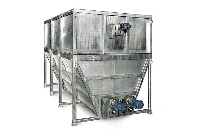 Hoppers, Bins and Silos - Engineered Equipment - KWS