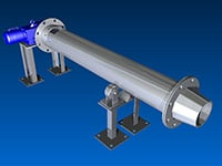 Special Screw Conveyor for Recycling Light Bulb Waste: Complete Recycling Solutions