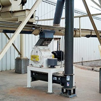 Horizontal Screw Feeder and Vertical Screw Conveyor - KWS Manufacturing