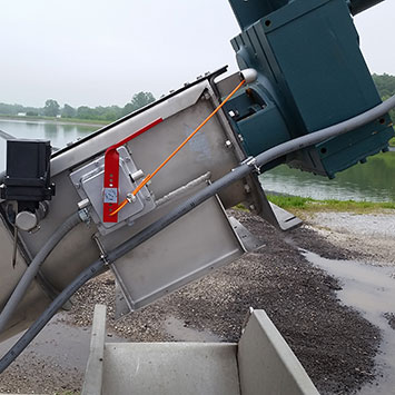 Grit Removal System for Turkey Creek WWTP in Joplin, MO - KWS Manufacturing